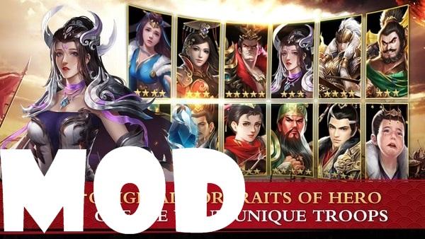Dynasty Legend Final Warrior mod