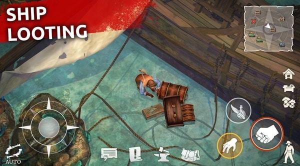 Mutiny: Pirate Survival RPG mod ios