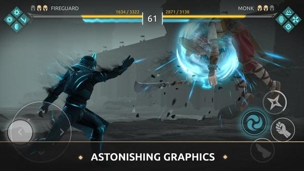Shadow Fight Arena mod ios