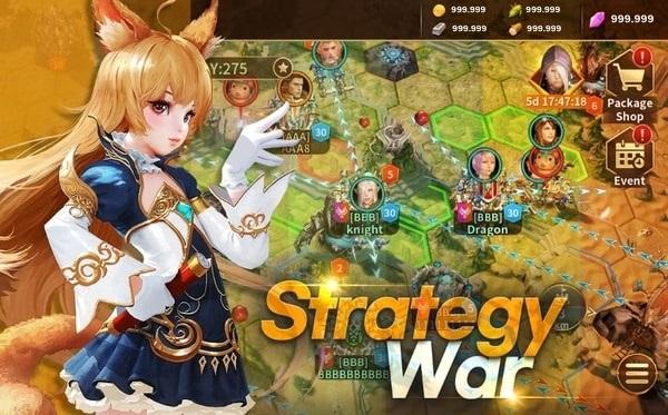 TERA: Endless War mod apk