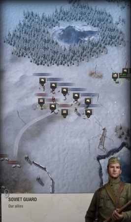 Warpath mod ios