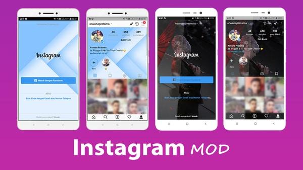 Instagram mod ios