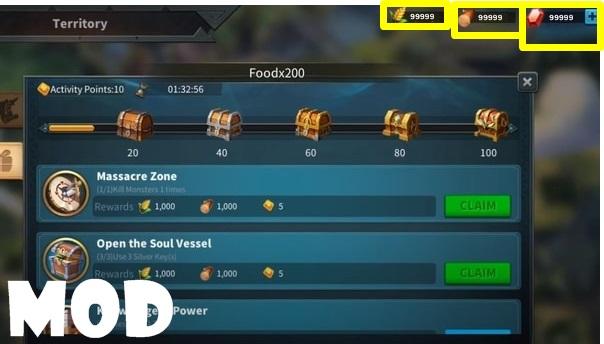 Empires Mobile mod ios