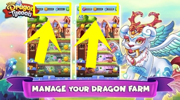 Idle Dragon Tycoon mod apk