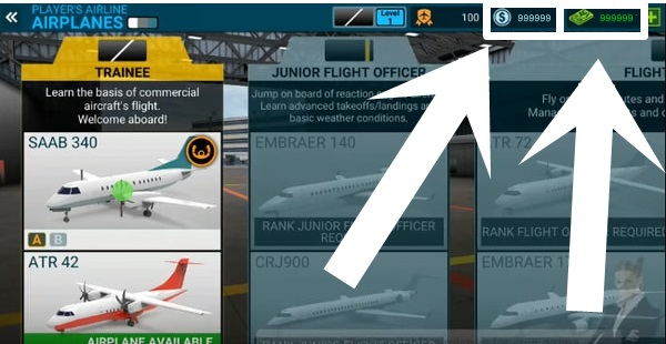 Airline Commander mod