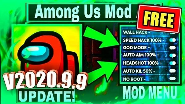 Among Us mod ios