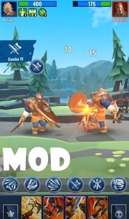 Royal Knight RNG Battle mod ios