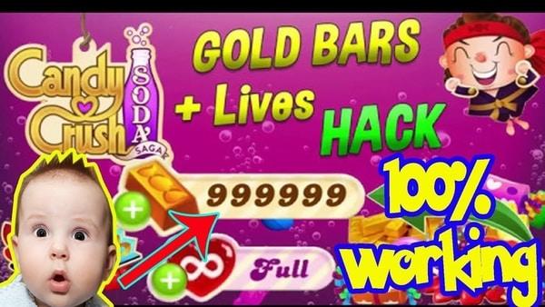 Candy Crush Soda Saga mod