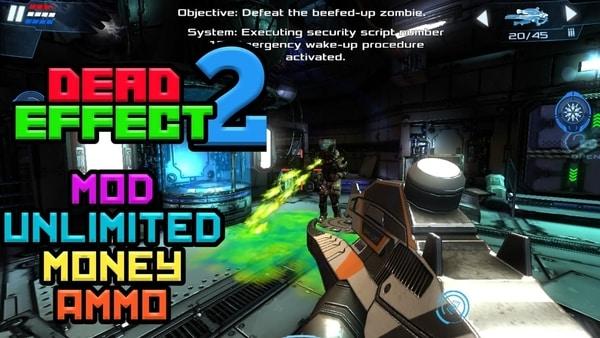 Dead Effect 2 mod