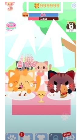 Greedy Cats: Kitty Clicker mod apk