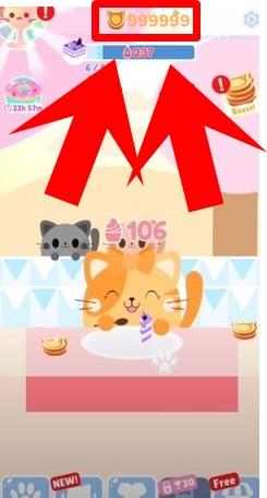 Greedy Cats: Kitty Clicker mod ios