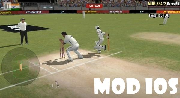 Sachin Saga Cricket Champions mod ios