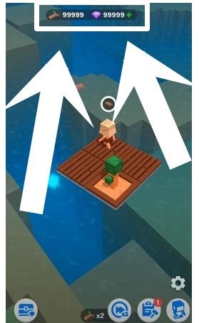 Idle Arks: Build at Sea mod ios
