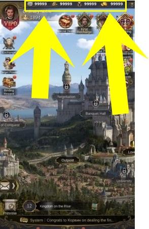 King's Choice mod