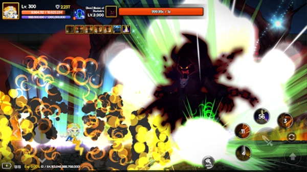 Slime Hunter: Wild Impact mod ios