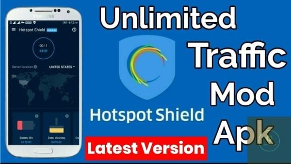 Hotspot Shield mod apk