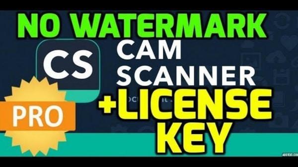 CamScanner mod ios