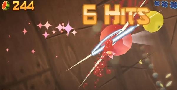 Fruit Ninja mod ios