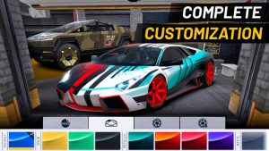 Extreme Car Driving Simulator mod ios