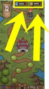 Neko Dungeon: Puzzle RPG mod
