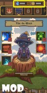 Neko Dungeon: Puzzle RPG mod apk